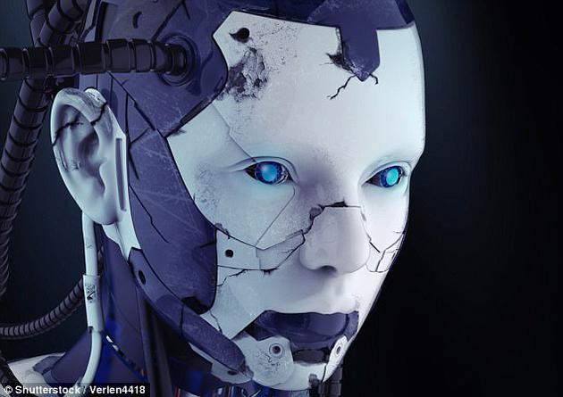 半机器人时代有望到来:2070年人类身体或被机器替换