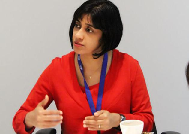 英特尔客户端与物联网商业和系统架构事业部副总裁兼标准与下一代技术团队总经理Asha Keddy