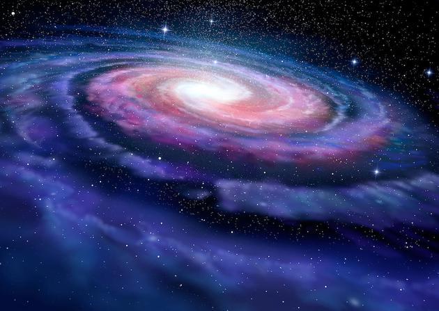 40亿年后大碰撞:银河系与