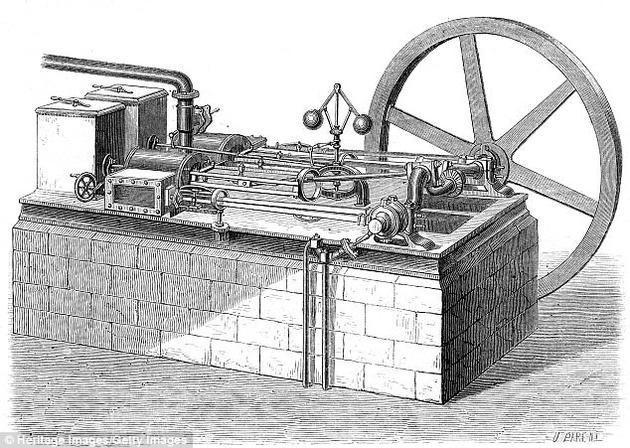 """罗伯特·斯特林把他的发明称为""""节热器""""(Heat Economiser),这是一种在多种工业过程中提高发热和燃料效率的设备。"""