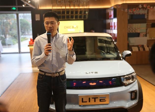 北汽LITE成首个进驻潮玩科技品店的汽车品牌
