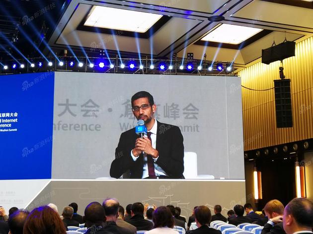 谷歌CEO桑达尔-皮查伊