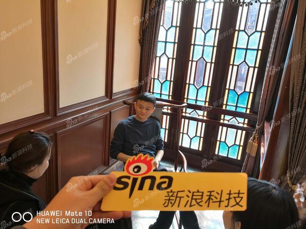 马云看到刘强东说富人耻