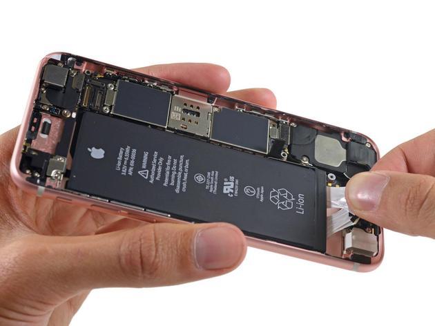 苹果下调了旧设备换电池的价格