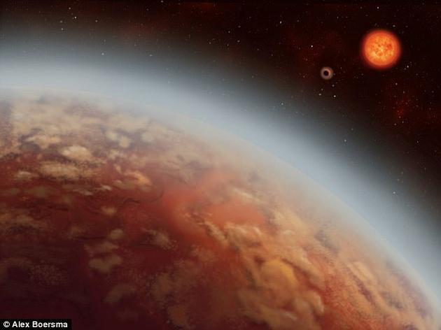 """111光年外的""""放大版地球"""":鲜有人知的岩质行星"""