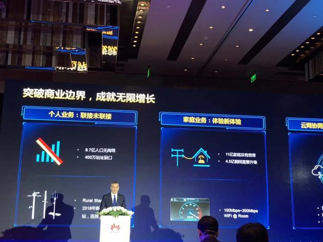 AI渗入运营商业务,华为冲刺5G-烽巢网