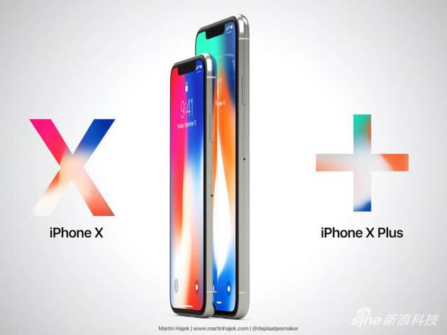 苹果要推出的iPhone X Plus其实是为iPad mini做打算