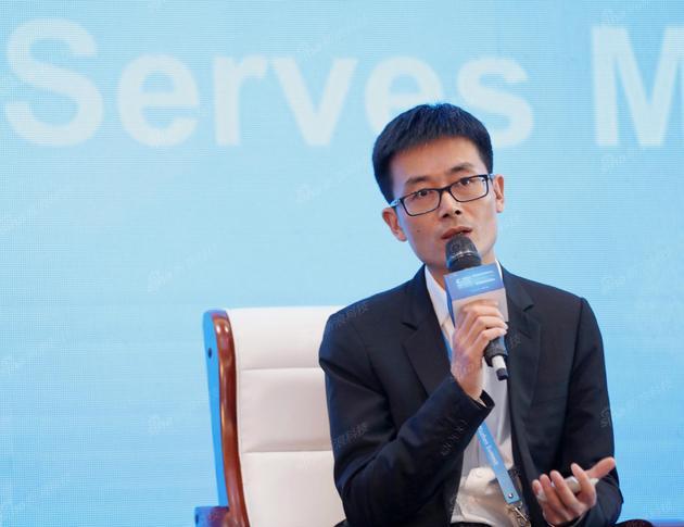 京东金融CEO陈生强:现代金融核心驱动力来自于技术