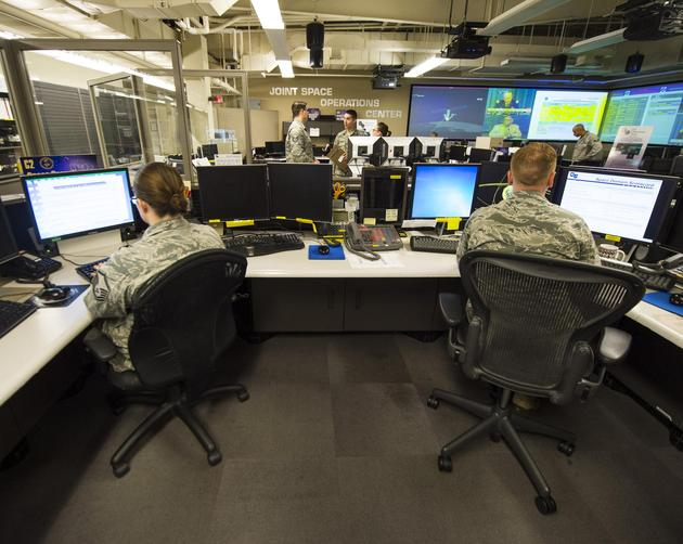 美国联合太空作战中心