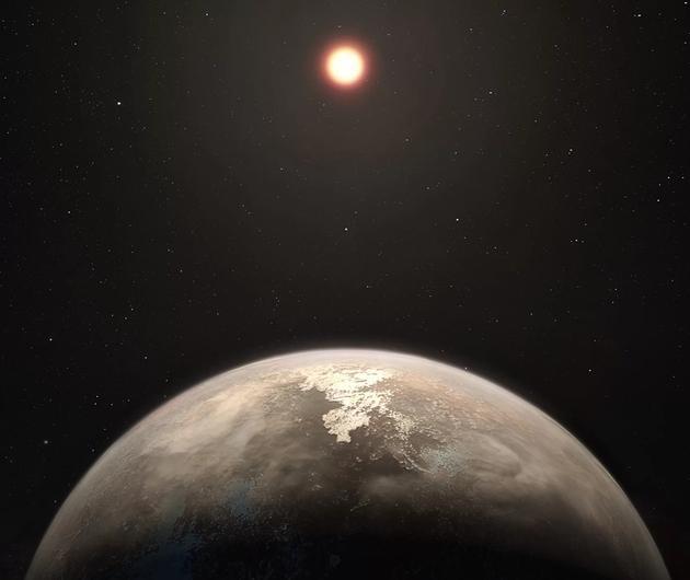2017年度最吸引人的天文发现:最炽热系外行星
