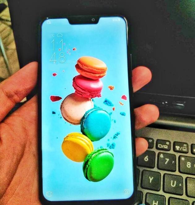 在Twitter上被曝光的华硕ZenFone 5