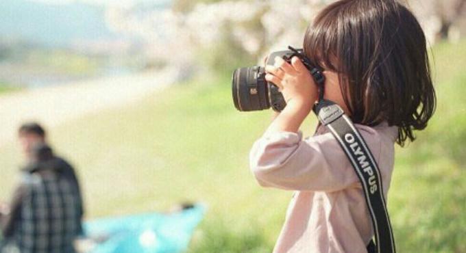 学习摄影 初学摄影第一课从简单认识相机开始