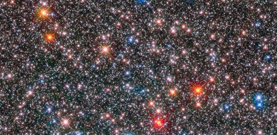 银河系中心膨胀区存在重金属恒星 或破解起源之谜