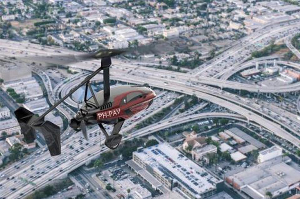 Pal-V又来画饼 飞行汽车将再次登陆日内瓦车展