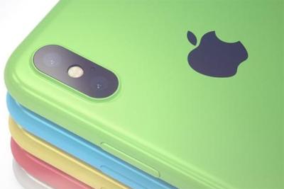iPhone 5c设计回归 聚碳酸酯版iPhone X