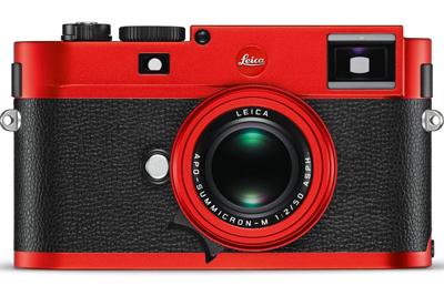 徕卡正式发布红色涂装限量版M Typ 262相机