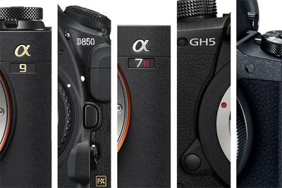 2017年度盘点 最有价值的五款数码相机