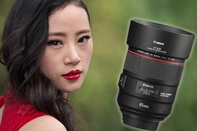 人像新镜皇佳能85mm 1.4L IS评测:实拍篇