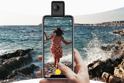 Insta360为iPhone推出4K功能的Nano S相机