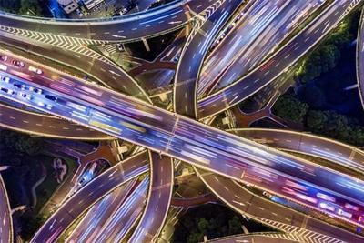 如何拍出流光溢彩的大片 拍摄夜景车流轨迹教程