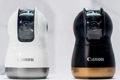 佳能在CES2018展示概念性产品 类似三星Gear 360