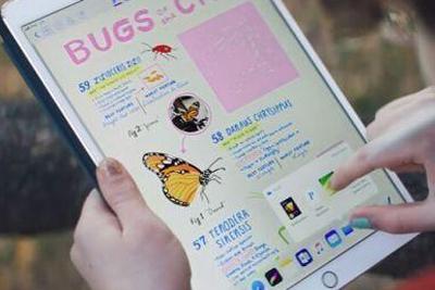主打增强现实和触控笔!苹果发布iPad Pro新广告