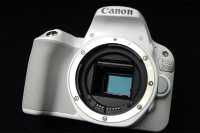 可爱又迷人的单反相机 佳能EOS 200D深度评测