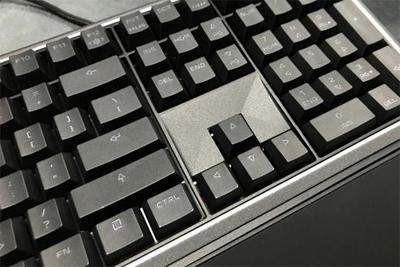 Cherry MX BOARD 5.0键盘评测:指尖下的轻盈跃动