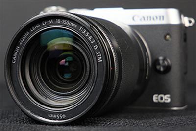 """最""""6""""的随行随拍相机 佳能EOS M6评测"""