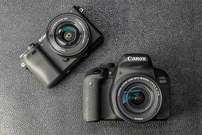 谁是更好的选择? 佳能800D与索尼A6300对比