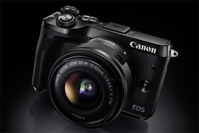 佳能EOS M50将发 或将有白色版机身配色