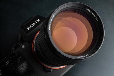 Kinoshita发布新款Kistar 85mm f/1.4镜头