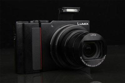 做工扎实性能强劲 松下便携数码相机ZS220评测