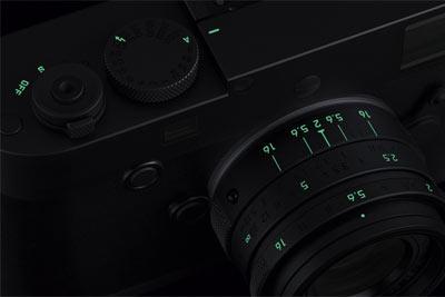 黑暗骑士来袭 徕卡发布限量版徕卡M相机