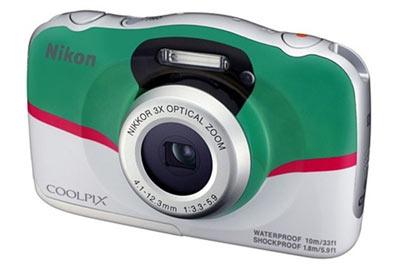 尼康要发新品了 新干线COOLPIX W100 E5特别版