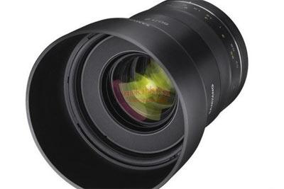手动新选择 三阳XP 50mm f1.2手动镜头正式发布