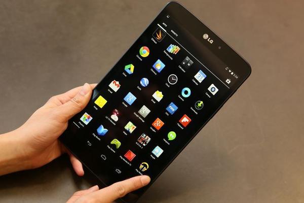 350美元白菜价:LG G Pad 8.3平板回顾