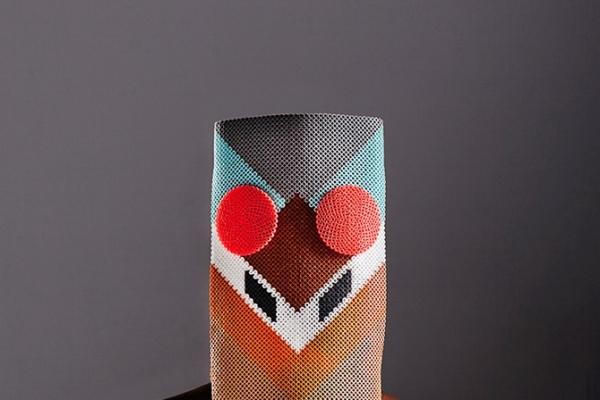 独具想象力面具创作 能坚持看完的都是艺术家