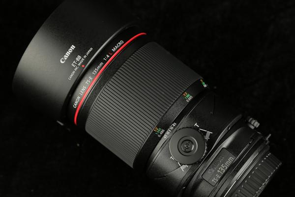 微距移轴 佳能TS-E 135mm f/4L Macro镜头开箱图赏