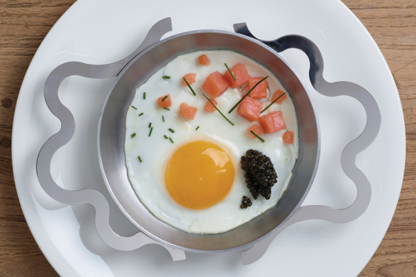 意大利设计泰斗重新定义煎锅 煎个蛋也要完美