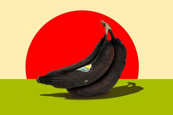 色彩与情感的搭配 食物与纯色的碰撞视觉