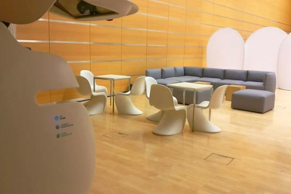 未来派办公室 消除噪音污染让你安心工作