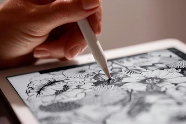 廉价版Apple Pencil 压力感应防误触无需蓝牙