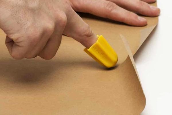 能帮你拆快递的手指刀 拆包裹再也不会伤手了