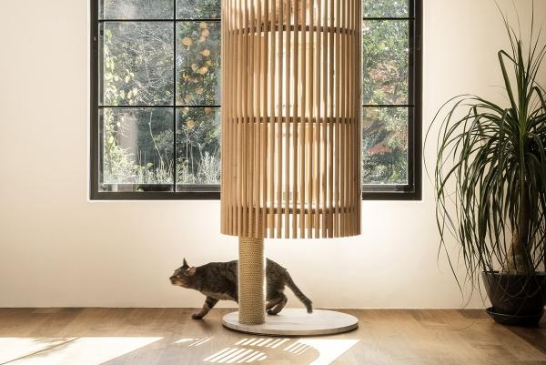 人不如猫系列!日本纯手工奢华猫玩具售价6万