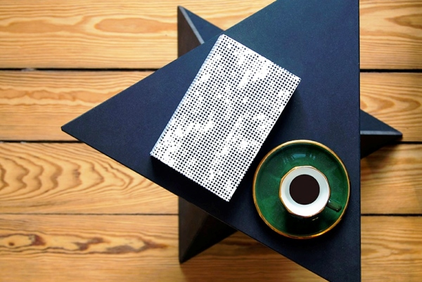 金字塔造型桌子拿下德国设计大奖