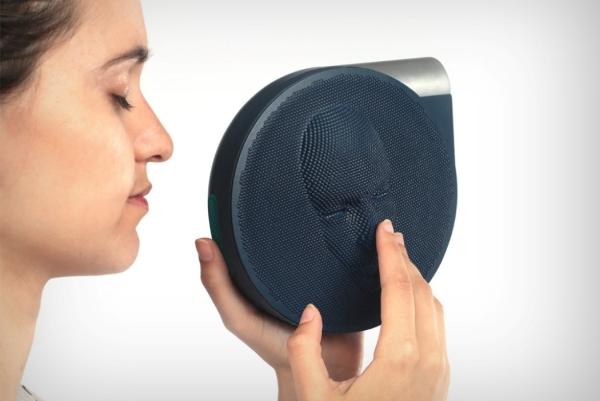 为盲人设计的触觉相机来了 这个黑科技很走心