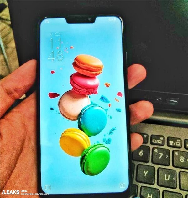 华硕ZenFone 5跑分曝光 骁龙845+6G内存