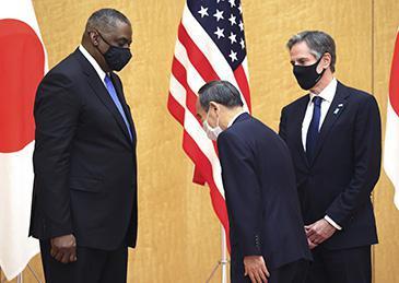 日媒:美日若成功怂恿成员国 G7公报将首提台湾问题