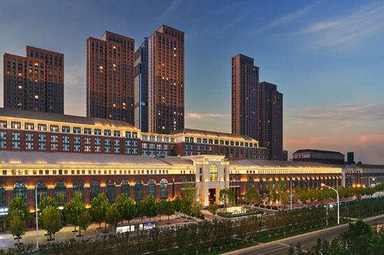 天津康莱德酒店庆祝开业一周年